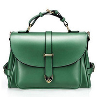 2013 Promotion! NEW Fashion All-match One Shoulder Cross-body PU Leather Bags Messager Candy Classic Vintage Women Handbags