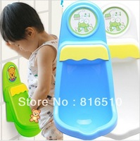 New Hot Free shipping+Baby Children Toddler Potty Pee Trainer Urinal Training Toilet for Little Boys