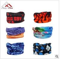Wholesale 2pcs/lot 2013 Fashion Brand Multifunctional Changeable Magical Seamless Man/Women Headwear Bandanas