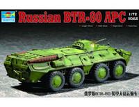 Trumpeter  07267 1/72 Russian BTR-80 APC Plastic model kit