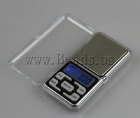 Free shipping!!!Digital Pocket Scale,2013 new famous fashion brand, Stainless Steel, with Silicone & Plastic, Telephone