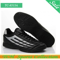Best Selling Comfortable Team Sports Indoor Futsal Shoes, Big Size Casual Grass RB Outsole Indoor Soccer Shoes