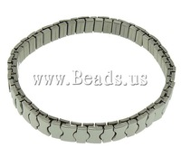 Free shipping!!!Stainless Steel Jewelry Bracelet,Women Jewelry, oril color, 7mm, Length:7 Inch, 20PCs/Lot, Sold By Lot