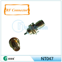 [Manufactory] solder connectors,sma female adapter