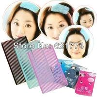 Gift Hot Sale Cheap Magic Seamless Hair Bangs Posts/Useful Hair Fringe Stickers Makeup Hair Clip Free Shipping