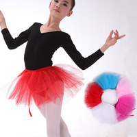 Dance tulle dress dance dress princess dress ballet skirt tutu skirt lacing gauze skirt
