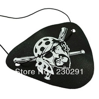 Black Fabric Soft Skull Pirate Eyepatch Eye Patch Mask Halloween Party Costume