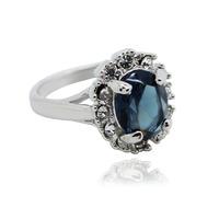 Fashion accessories fashion Women austria crystal wedding ring