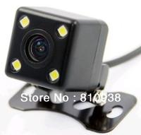 Car Forward Front Camera 5m AV for Monitor RCA  LED  Night Vision Water proof