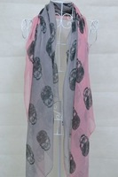 FREE SHIPPING/GREATQUILITY/Double goat headprinting/100%VISCOSE SCARF FOR WOMEN FOR 2013 FALL/FISHION STYLES/ BEST SALERS