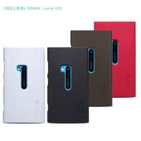 Genuine Nillkin Super Shield Shell Hard Case Cover Skin Back + Screen Protector For Nokia Lumia 920