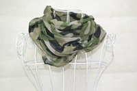 FREE SHIPPING/GREATQUILITY/pure camouflageprinting/100%VISCOSE SCARF FOR WOMEN FOR 2013 FALL/FISHION STYLES/ BEST SALERS
