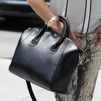 2012 bag fashion bags large capacity vintage bag elegant handbag messenger bag women's handbag