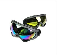 Black Grey Airsoft X400 Tactical Wind Dust Protection Goggle Motorcycle Glasses Eye Protective eyewear