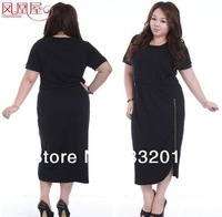2013 HOT fashion new women Tshirts Punk shirt Dress Vintage Tank Pop Sexy Top long loose dress plus size dress Tops XL XXL XXXL