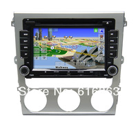 car dvd player car gps navigation double din dvd with radio tv and gps navigation special for VW Volkswagen Superb with CAN-bus