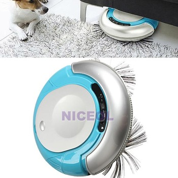 NI5L Low Noise Smart  Automatic Robotic Vacuum Cleaner Collector Dust Extractor
