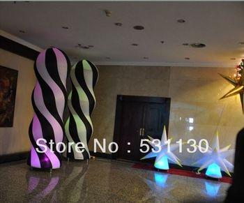 Top-Grade Event Inflatable Pillars(Height2m)