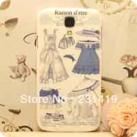 Free shipping print Picotee dream wardrobe phone case  for SAMSUNG   galaxys4 s3i9500 i9300 n7100 phone case