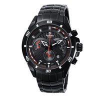 fashion big wrist watches for men/5 atm water resistant stainless steel watches relojes