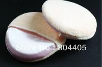 skin color  cotton  baby powder puff,  makeup sponge, facial  puff, cosmetic loose powder puff