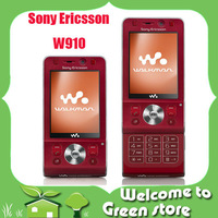 Swiss post free shipping Unlocked Original Sony Ericsson W910 W910i Cell Phone