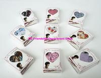 Wholesale 100Pcs/Lot Women Wrap Scarf  Chiffon Shawl gift box packaging  9color Worldwide Free