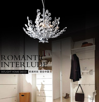 Free shipping contemporary crystal hanging chandelier,pendant lamp,chandelier Dia 53cm*100cm,G9 source