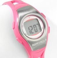 Original bodyexpress heart rate watch pedometer running series watch pectoral girdle