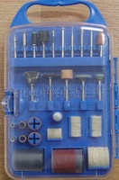 Free shipping rotary tool accessory set drill kit