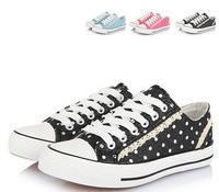 Hot fashion canvas shoes sneakers women Height Increasing isabel marant sneakers 35-39