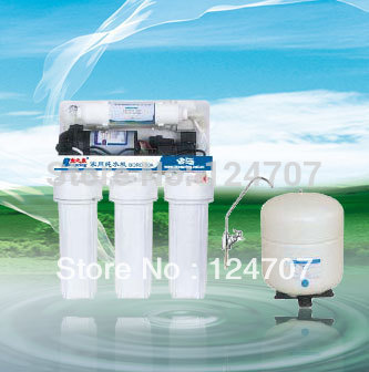 5 x 0.5 Micron Poly Spun Sediment Water Filter Cartridges 50GP easy installation RO water system(China (Mainland))