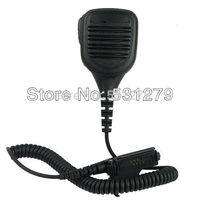 High quality Black Handheld Speaker Mic for Motorola Radio HT1000 GP900 MX838 XTS3000 EF Johnson J0281A