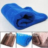 Auto supplies car wash towel car wash cleaning supplies 30 70cm fiber cleaning towel