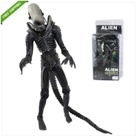 Free Shipping High Quality Alien vs Predator Alien Warrior 22.5cm PVC Figure Brand NEW SET