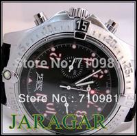 HOT!2013 Wholesale Fashion 30pcs Free Shipping Self Wind Mechanical Mens Watch,JARAGAR Watches,100% Good Quality,LLW-J1034-1