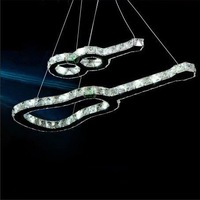 2013 New Design Guitar Violin LED crystal chandelier,Modern Living room pendant lamp + Free shipping PL307