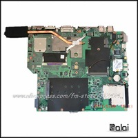 For ASUS A7T without fan and heatsink laptop motherboard /notebook  mainboard Fully tested,45 days warranty
