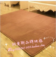 Coral fleece carpet water wash bedroom carpet coral fleece floor mats slip-resistant mats