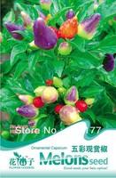 Free shipping 150 Ornamental peper seeds,,Hydrangea plant seeds,original pack seeds