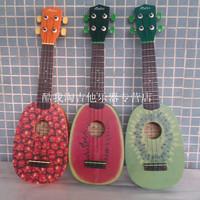 free shipping Pineapple ukulele kiwi fruit watermelon tetrachlorides