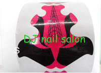 tools to shoe horses   nail gel accessories   accessories for acrylic ones     New design nail forms butterfly   salon ezflow