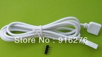 10pcs RGB Extension Cable Wire 1M with 4 Pin Connector for 5050 3528 RGB LED Strips
