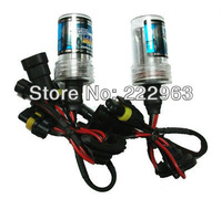 100pairs/Lot 35W HID bulb H1 H3 H7 H8 H11 9005 9006 High Quality Freeshipping via DHL Fedex