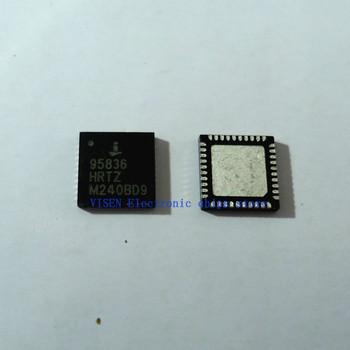 INTERSIL ISL95836HRTZ  ISL95836  95836HRTZ 95836 QFN  Dual 3+2 PWM Controller for IMVP-7/VR1 CP