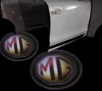 HOT! car led prejection light for MG led logo light led car Decoration door light Free Shipping