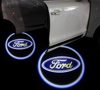 HOT car logo door light / ghost shadow lights/ LED car welcome lights/ laser lamp Replacement for FORD freeshipping
