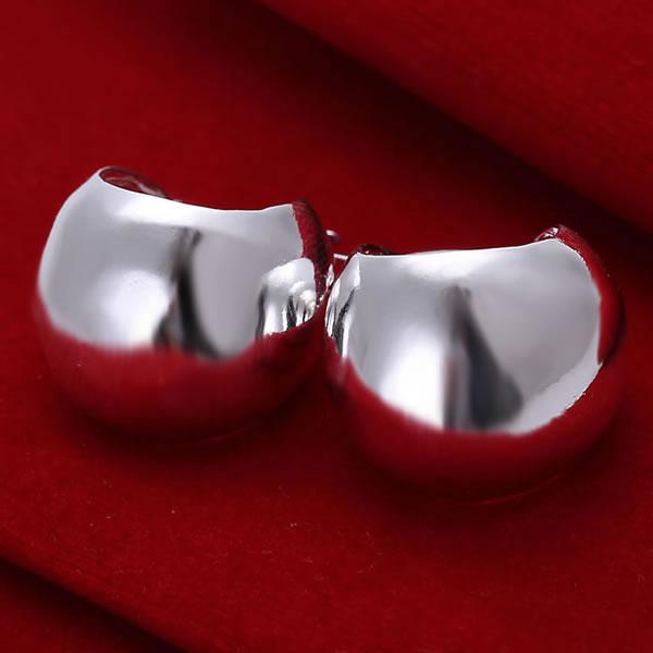 925 silver earrings 925 sterling silver fashion jewelry earrings beautiful earrings high quality Fashion Earrings E052