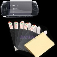 NI5L 5x Clear Screen Protector Protective Film Guard for Sony PSP 1000 2000 3000