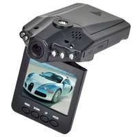 2.5 TFT LCD screen Portable Car DVR 198 HD Car Video Recorder Camera 6 IR LED